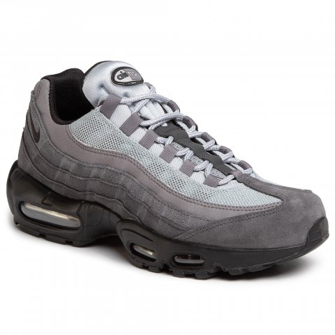 Boty NIKE - Air Max 95 Essential AT9865 008 Anthracite/Black/Wolf Grey (45)