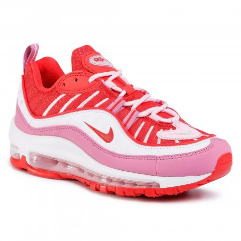 Boty NIKE - Air Max 98 CI3709 600 Track Red/Track Red (39)